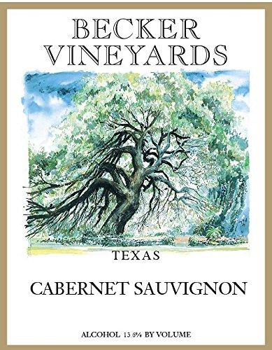 2013 Becker Vineyards Texas Cabernet Sauvignon