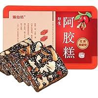 臻仙坊 红枣枸杞阿胶糕(500克) 东阿特产阿胶膏礼盒 即食阿胶