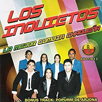 La Mejor Cumbia Chaqueña by Los Inquietos on Amazon Music ...