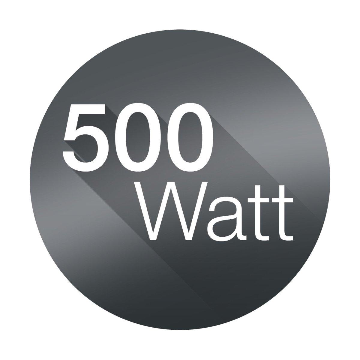 Braun HM3100WH Batidora de Varillas, 500 W, Acero Inoxidable, Plástico, 5 Velocidades, Color Blanco: Amazon.es: Hogar