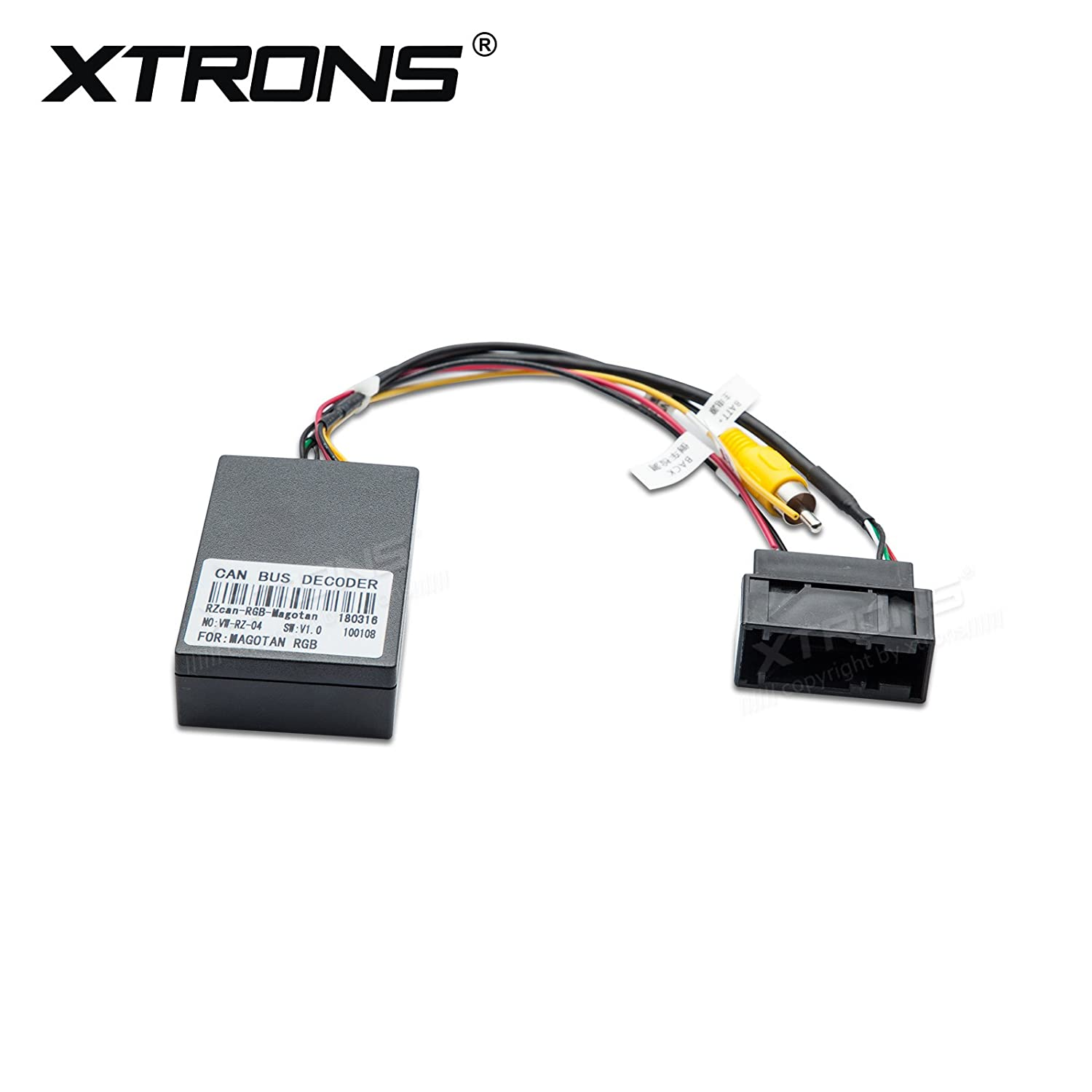 XTRONS Reversing Camera Decoder Box Adapter Converter for Car Stereo on audio wiring diagram, hdmi wiring diagram, hitch wiring diagram, smart wheel wiring diagram, radio wiring diagram, dvd wiring diagram, network wiring diagram, accelerometer wiring diagram, power wiring diagram, battery wiring diagram, dimensions wiring diagram, alarm wiring diagram, gps wiring diagram, electric step wiring diagram, cruise control wiring diagram, speakers wiring diagram, usb wiring diagram, cd player wiring diagram, ram wiring diagram, abs wiring diagram,
