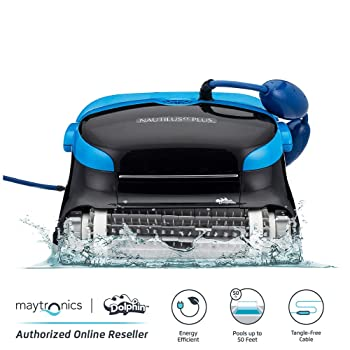 Dolphin Nautilus CC Plus Pool Vacuum Cleaner