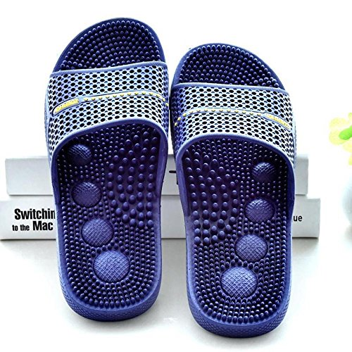 Semelle HONG Anti Home Blue Anti De De Sapphire à Massage Semelle à dérapante dérapante 42 40 Chaussons Chaussure Home JIA Cosycorn Massage wdx8qYXd