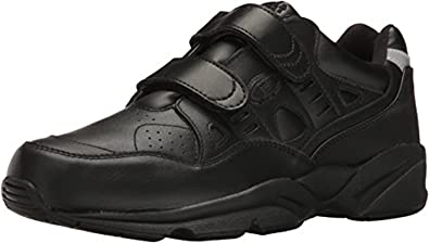 Details about  /Propet Stability Walker Shoes $95 NEW in Black Leather Women's
