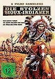 Die stolzen Sioux-Indianer  (3 Filme in einer Box)