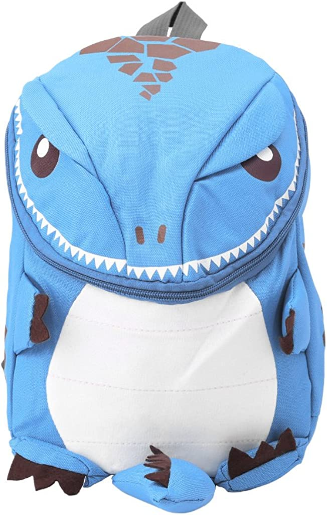 Seaskyer Cute Kid Toddler Backpack Kindergarten Schoolbag 3D Cartoon Dinosaur Animal Bag