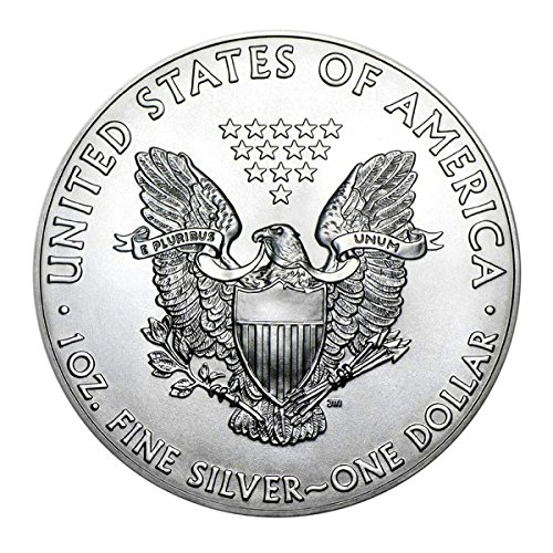 Large Product Image of 2018 American Silver Eagle with Airtite Holder .999 Fine Silver Dollar Brilliant Uncirculated