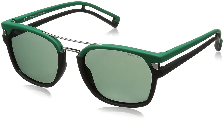 9d7ddfd1c5 Police Sunglasses S1948 Neymar Jr 1 Rectangular Sunglasses 52mm ...