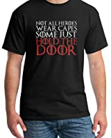 hold the hodor game of thrones quoteo for men T shirt