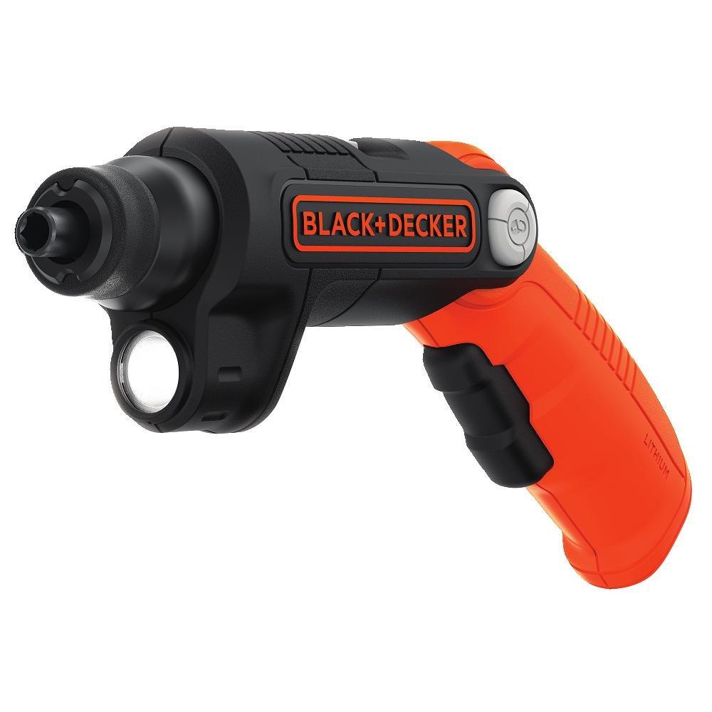 BLACK+DECKER BDCSFL20C 4V Max Lithium Ion Lightdriver Cordless Screwdriver