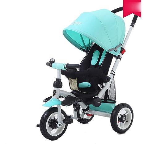Cochecito de bebé, GUO@ Triciclo De NiñOs 1-3-6 AñOs De Edad ...