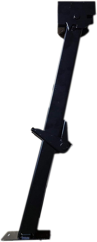 1,000 lb. Capacity Each 16-22.5 Includes 9 Long Bar//Crank 2 Pack of Long Telescoping Trailer Swing Down Jacks Class A Customs
