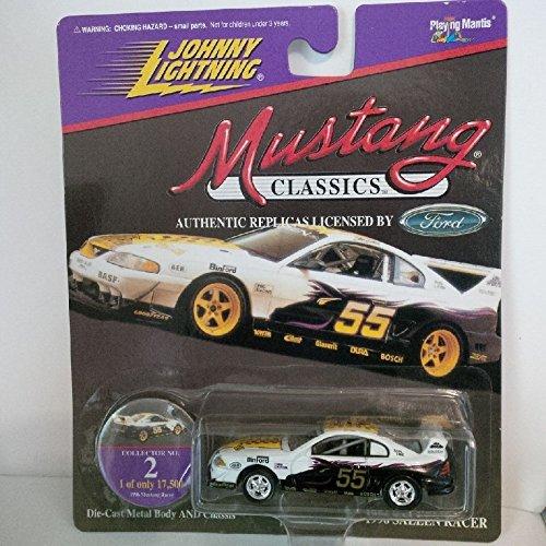 Saleen Mustang Body (1996 Saleen Racer Mustang Classics #2)