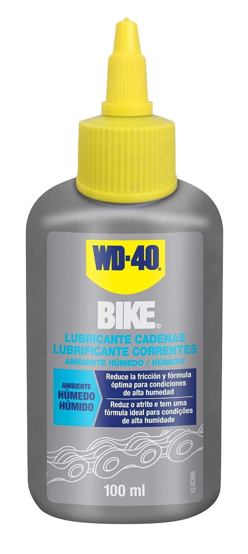 Lubricante de Cadenas de Bicicleta para Ambiente Húmedo - WD-40 ...