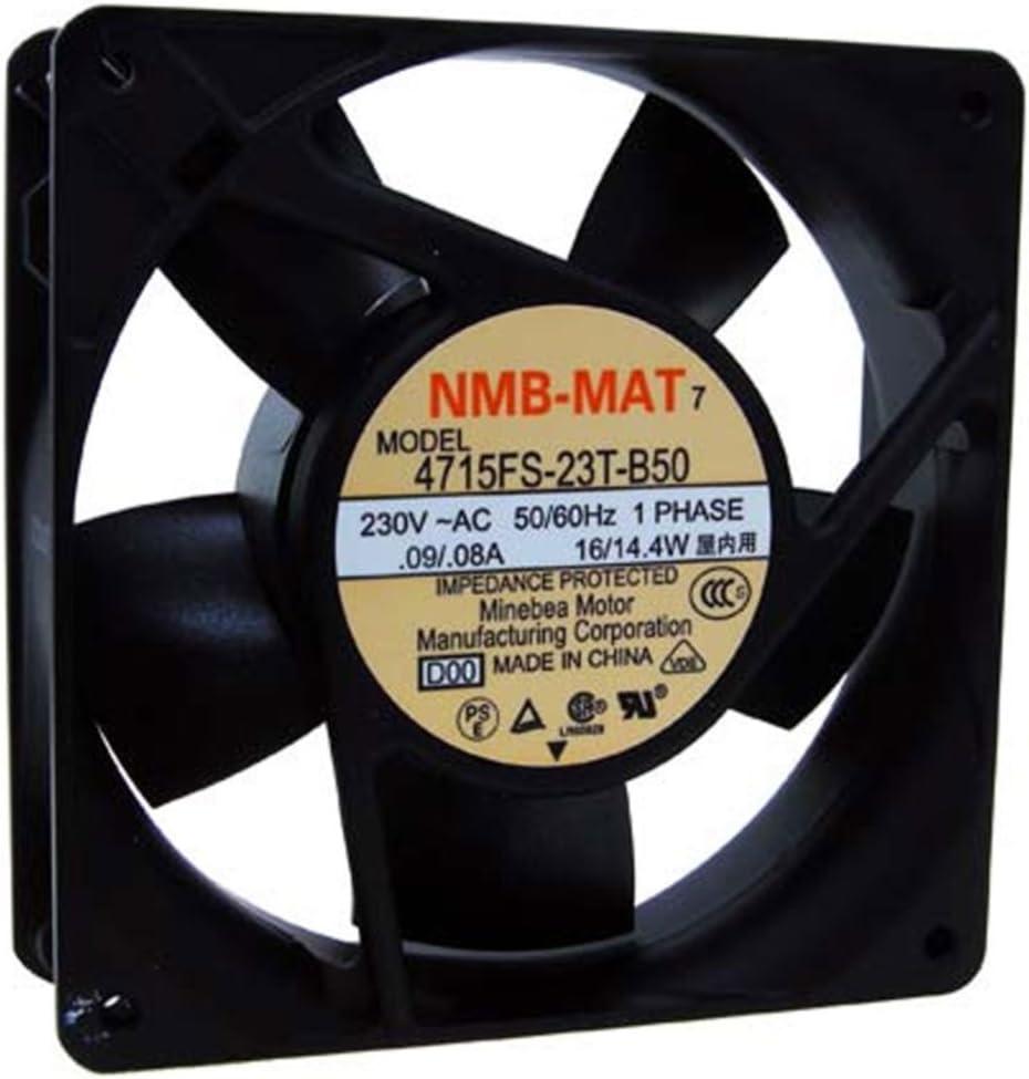 For NMB 4715FS-23T-B50 Cooling Fan