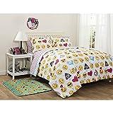Emoji Pals Reversible Bed in a Bag Comforter Set Emoji Pals Reversible Bed in a Bag Comforter Set, (Queen)