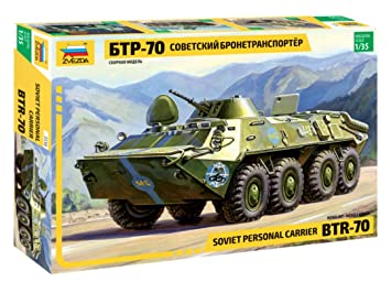 Zvezda - Maqueta de tanque escala 1:35 [Importado de ...