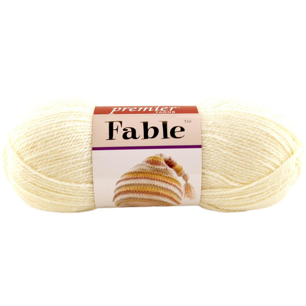 Premier Yarns 1030-31 Fable Yarn-Billy Goats Gruff