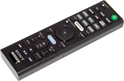 SERVICE/_PARTS AV System Remote RMT-AH400U For Sony HT-ZF9 SA-ZF9