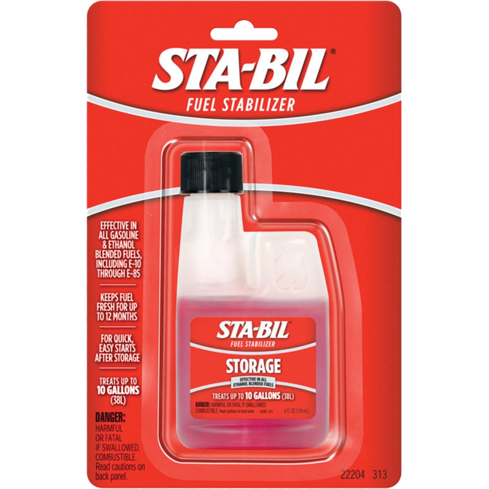STA-BIL 22204-24PK Fuel Stabilizer Blister Card, (Pack of 24) by STABIL