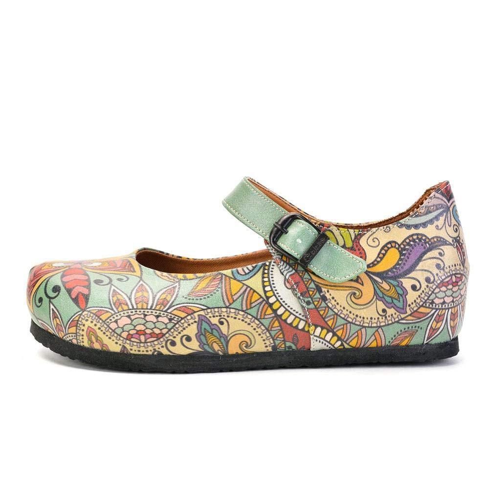 Ballerinas Shoes GBL205