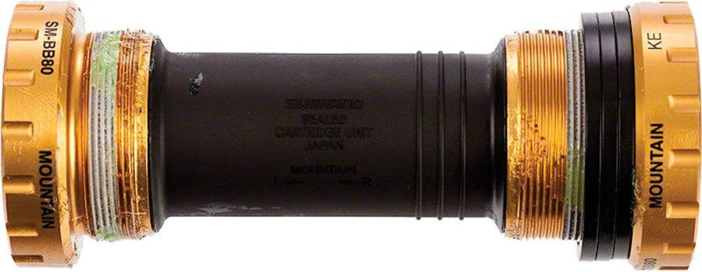 Shimano SM-BB80 Saint Hollowtech II Bottom Bracket (73-mm BSA)