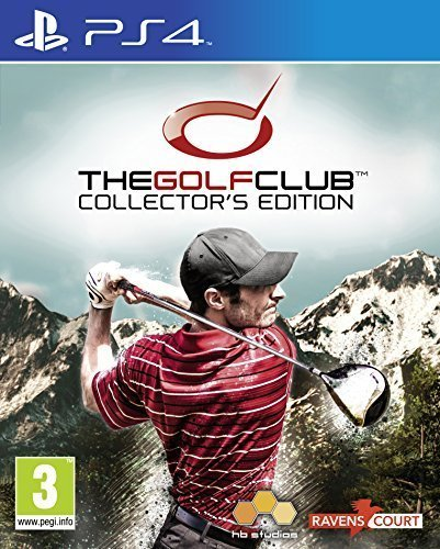 The Golf Club Collector's Edition (PS4) (UK IMPORT)