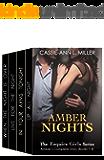 Amber Nights - The Esquire Girls Series - Amber's Story (Books 1, 2, 3 & 4) - Box Set