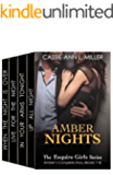Amber Nights - The Esquire Girls Series - Amber's Story (Books 1, 2, 3 & 4) - Box Set
