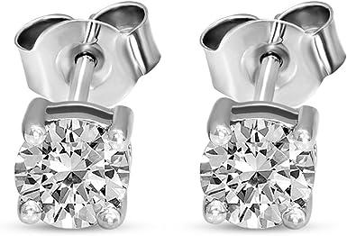 Sterling Silver Peridot /& Diamond Pendant Color H-I, Clarity SI2-I1