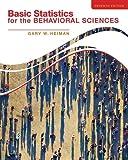 Basic Statistics for the Behavioral Sciences (MindTap Course List)