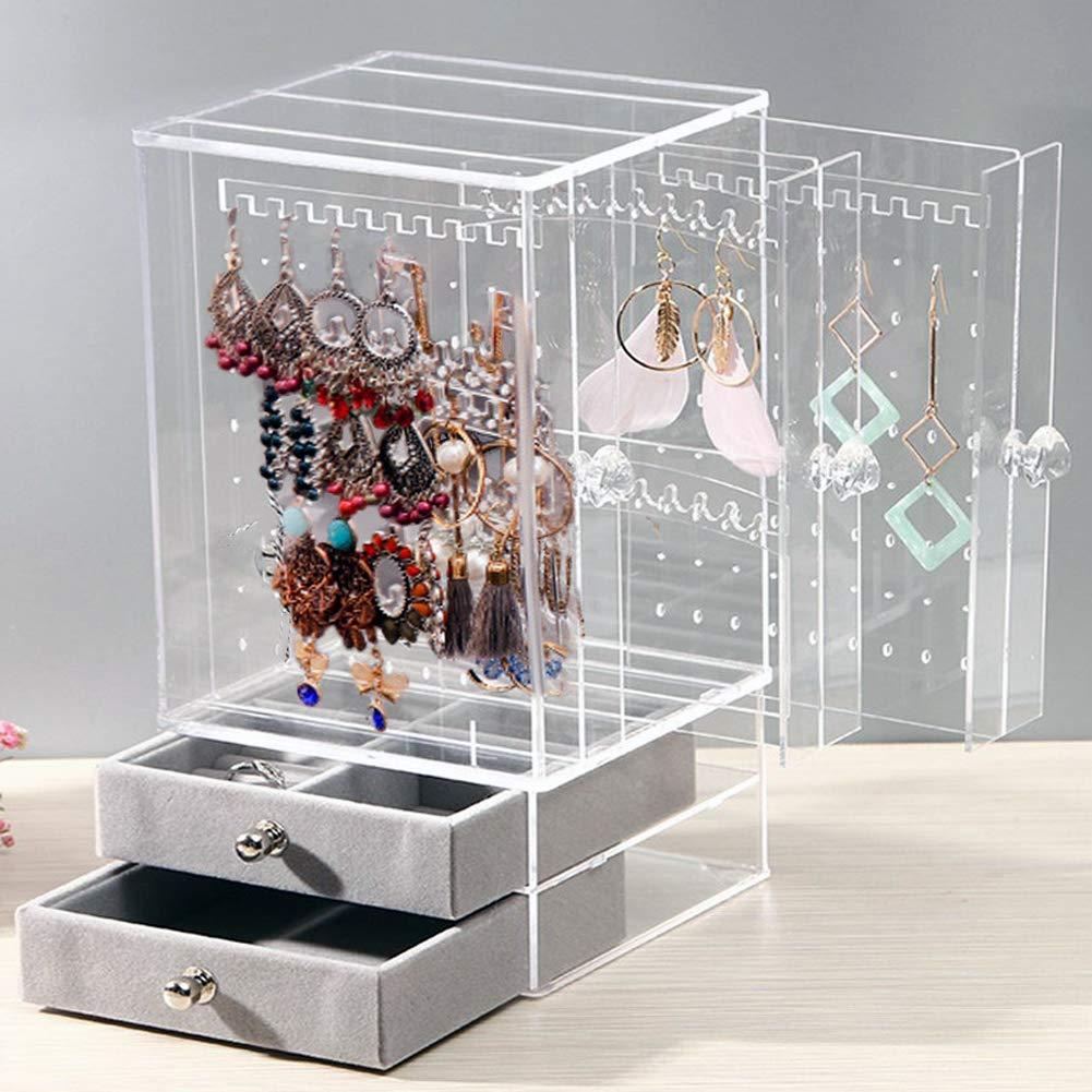 Jewelry Storage Tray  Bracelet Organizer Earring Holder