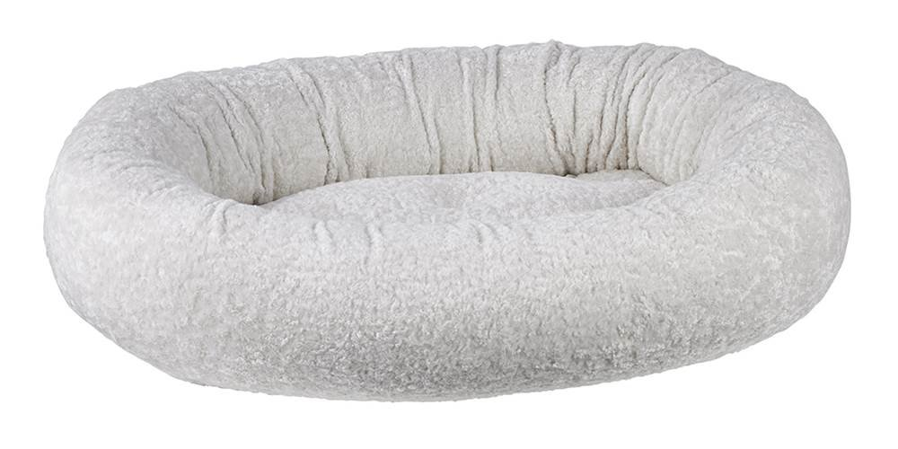 Bowsers Donut Bed, X-Small, Ivory Sheepskin