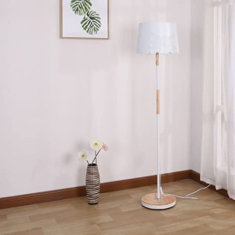 WEBO HOME- Lampada da pavimento a pavimento camera da letto studio ...