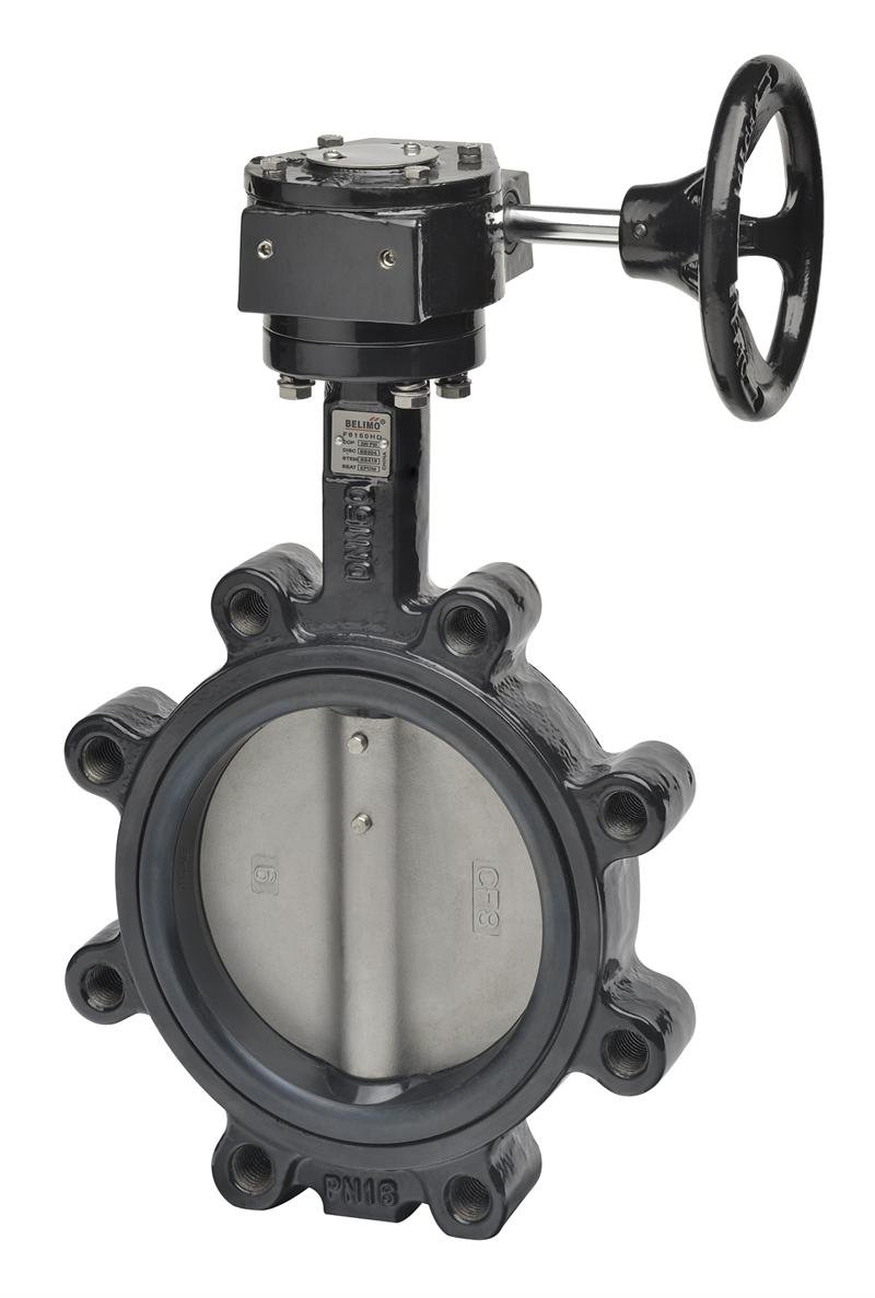 Usa Inc Belimo Aircontrols Butterfly Valve