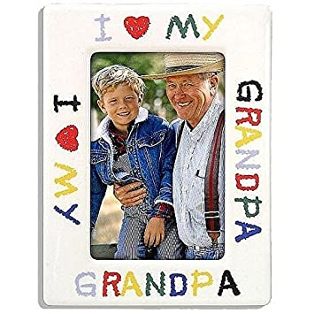 Buy Malden I Love My Grandpa Photo Frame 4 X 6 Inches Online At