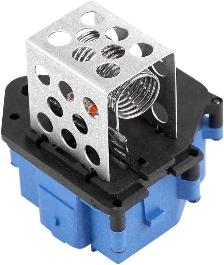 KIMISS HVAC resistencia del motor del soplador OE 9662240180 MK1 3008//5008 controlador de climatizaci/ón del aire acondicionado para 107//308 MK2
