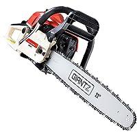 """Giantz Chainsaw Chainsaws 75cc Petrol Cordless 22"""" Bar Top Handle Chain Saw"""