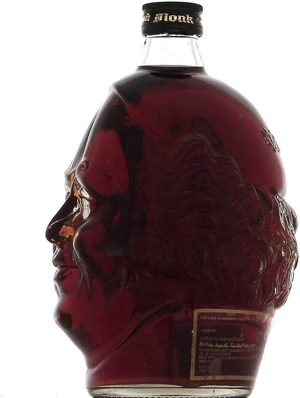 Rum Old Monk The Legend 1L: Amazon.es: Alimentación y bebidas
