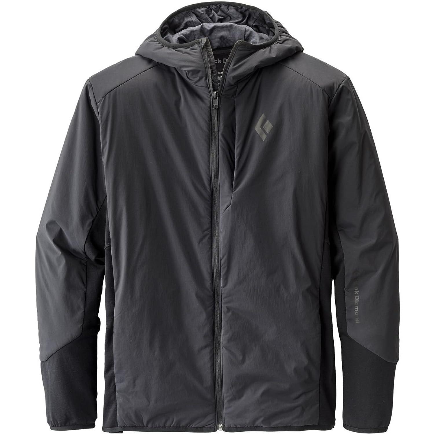 ブラックダイヤモンド メンズ ジャケット&ブルゾン First Light Hybrid Hooded Jacket [並行輸入品] B07BW2H78W L