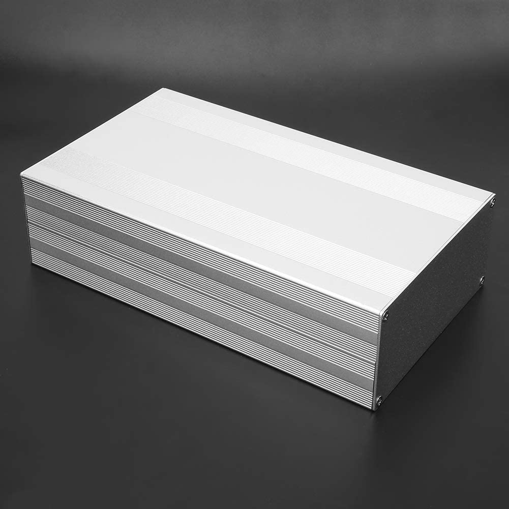 Bo/îte de projet en aluminium , 68x145x250mm Bo/îtier de bo/îtier Bo/îte /électronique en aluminium DIY Bo/îte /électrique Bo/îte en aluminium