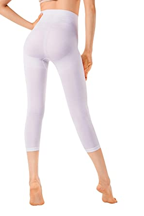 MD Damen Shapewear Yoga Hose Leggings Figurformende Bauch Weg Shaping  Leggins Hose  Amazon.de  Bekleidung 87ff440ca1