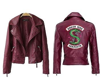 Amazon.com: Girls Riverdale Southside Serpents Biker Gang ...