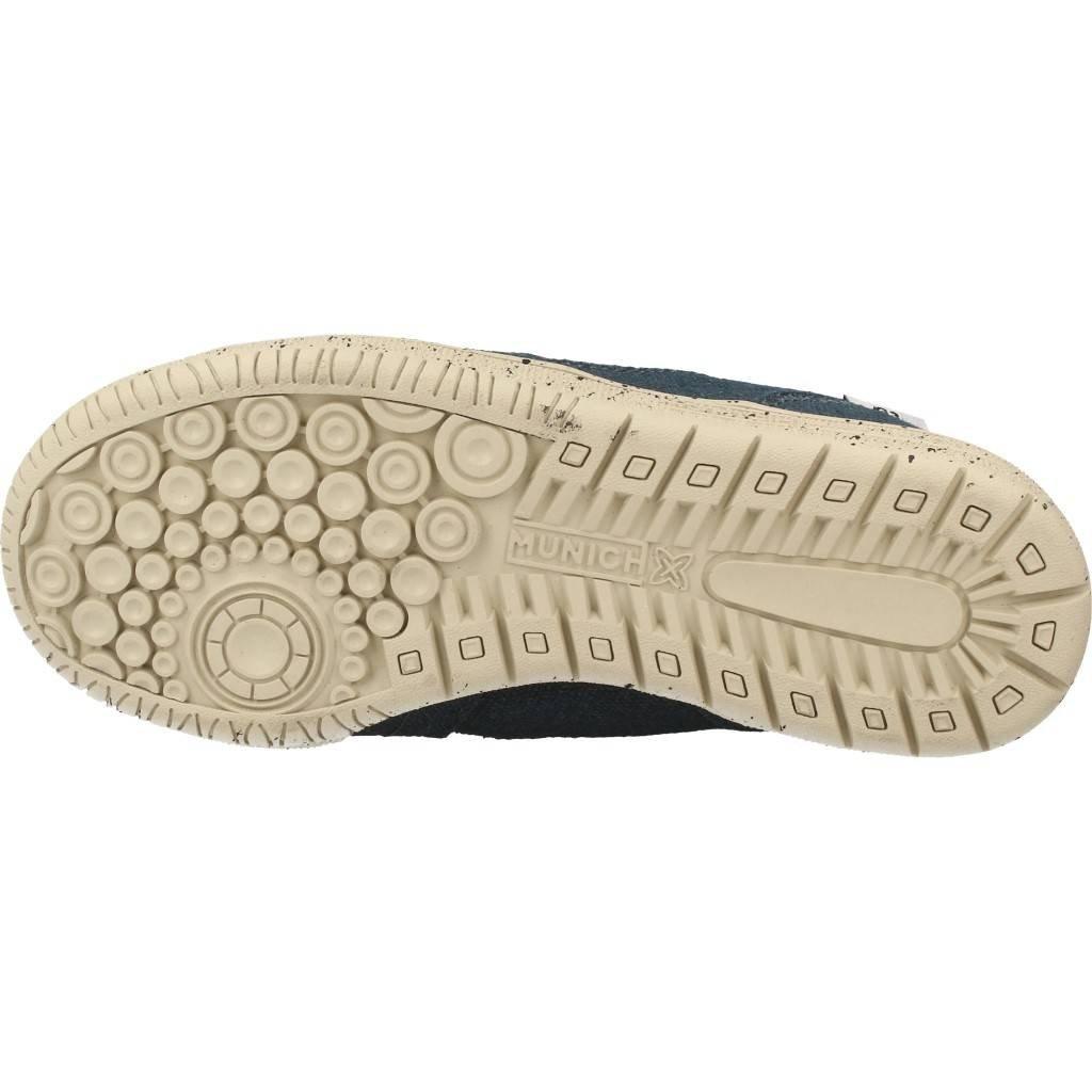 Zapatillas para niño, Color Azul, Marca MUNICH, Modelo Zapatillas para Niño MUNICH G 3 Kid VCO Canvas Azul: Amazon.es: Zapatos y complementos