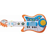 VTech Strum and Jam Kidi Musical Guitar Band (Frustration Free Packaging), Great Gift For Kids, Toddlers, Toy for Boys and Girls, Ages 3, 4, 5, 6,Multi/None