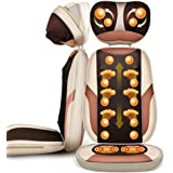 Electric Massage Cushions Relaxation Electric Ma Cervical Massager Neck Back Massage Pad Home Pillow Multi-Functional Cushion Chair Pad