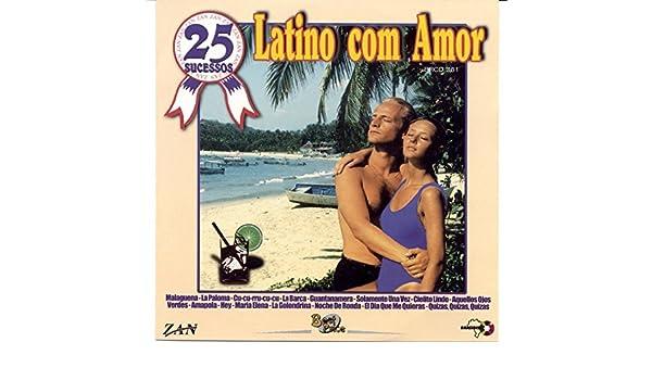25 Sucesos: Latino com Amor by Various artists on Amazon Music - Amazon.com