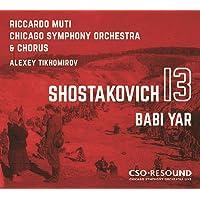 Chicago Symphony Orchestra Riccardo - Shostakovich Symphony No. 13 (Babi