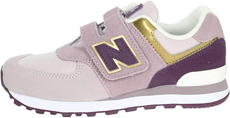 New Balance YV574MLG Zapatillas Chica: New Balance: Amazon.es: Zapatos y complementos