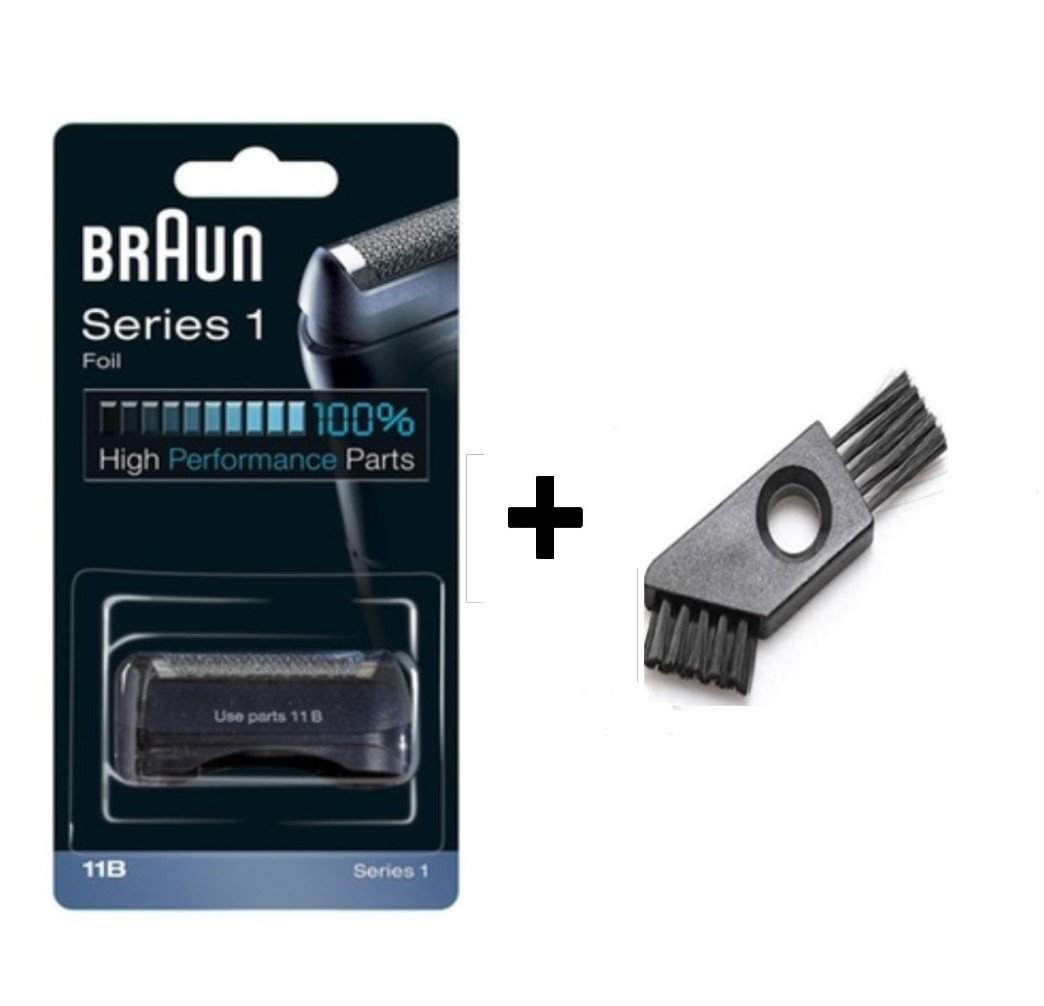 Braun Series 3 Combi 30b Form 4700 81387936 7000/4000 series Shaver Replacement Foil and Cutter Cassette Cartridge with Cleaning Brush (30B)